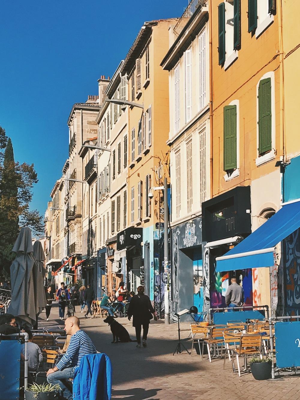 Street in Maseille
